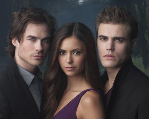 vampire diaries-cast